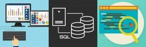 Logos for SQL Scope Problem Determination Courses