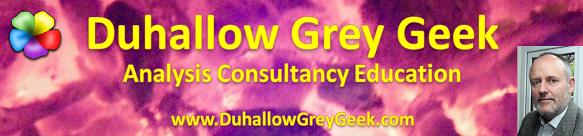 Duhallow Grey Geek
