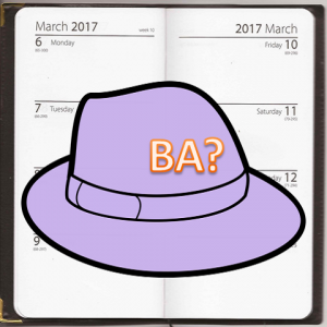 Business Analysis Hat