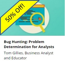 Bug Hunting - 50% Off!