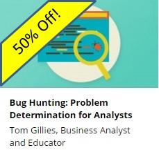 Bug Hunting - 50% Off!