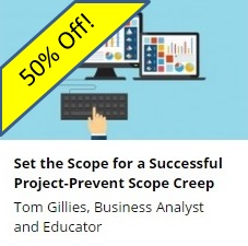 Scope Workshop Course - 50% Off!